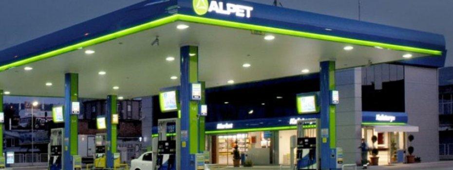 Alpet Petrol İstasyonları CRM Paneli
