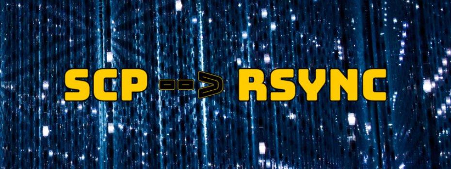 Rsync ve SCP ile iki server arasında yedek alma
